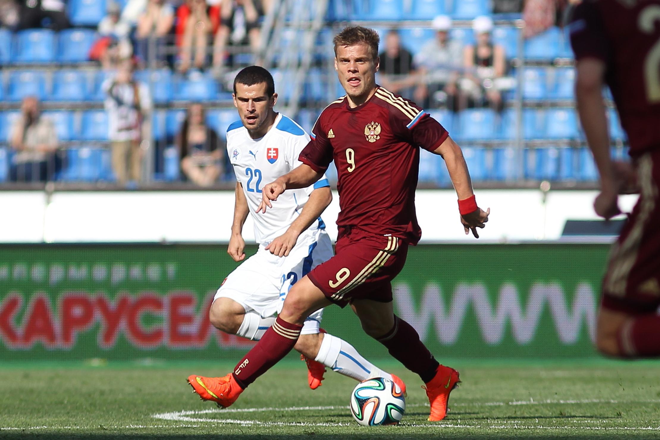 ИгрокиФК «Ростов» сыграют всоставе сборной Российской Федерации