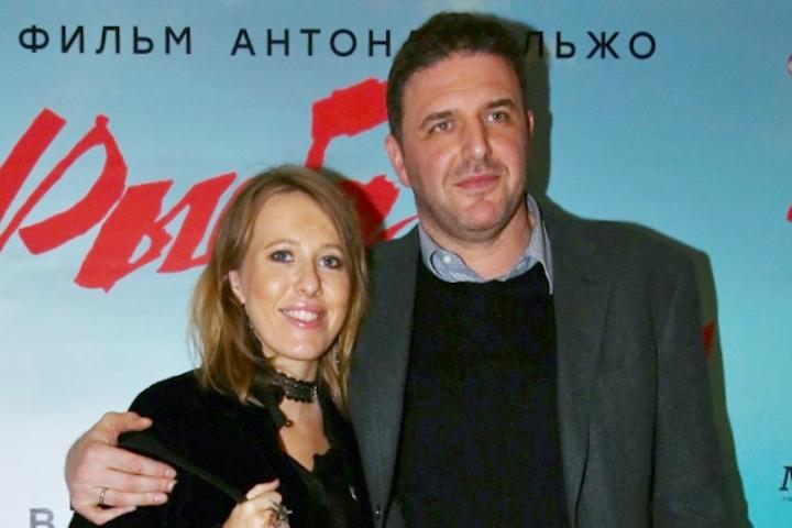 Сыну Максима Виторгана и Ксении Собчак через несколько дней исполнится четыре месяца.