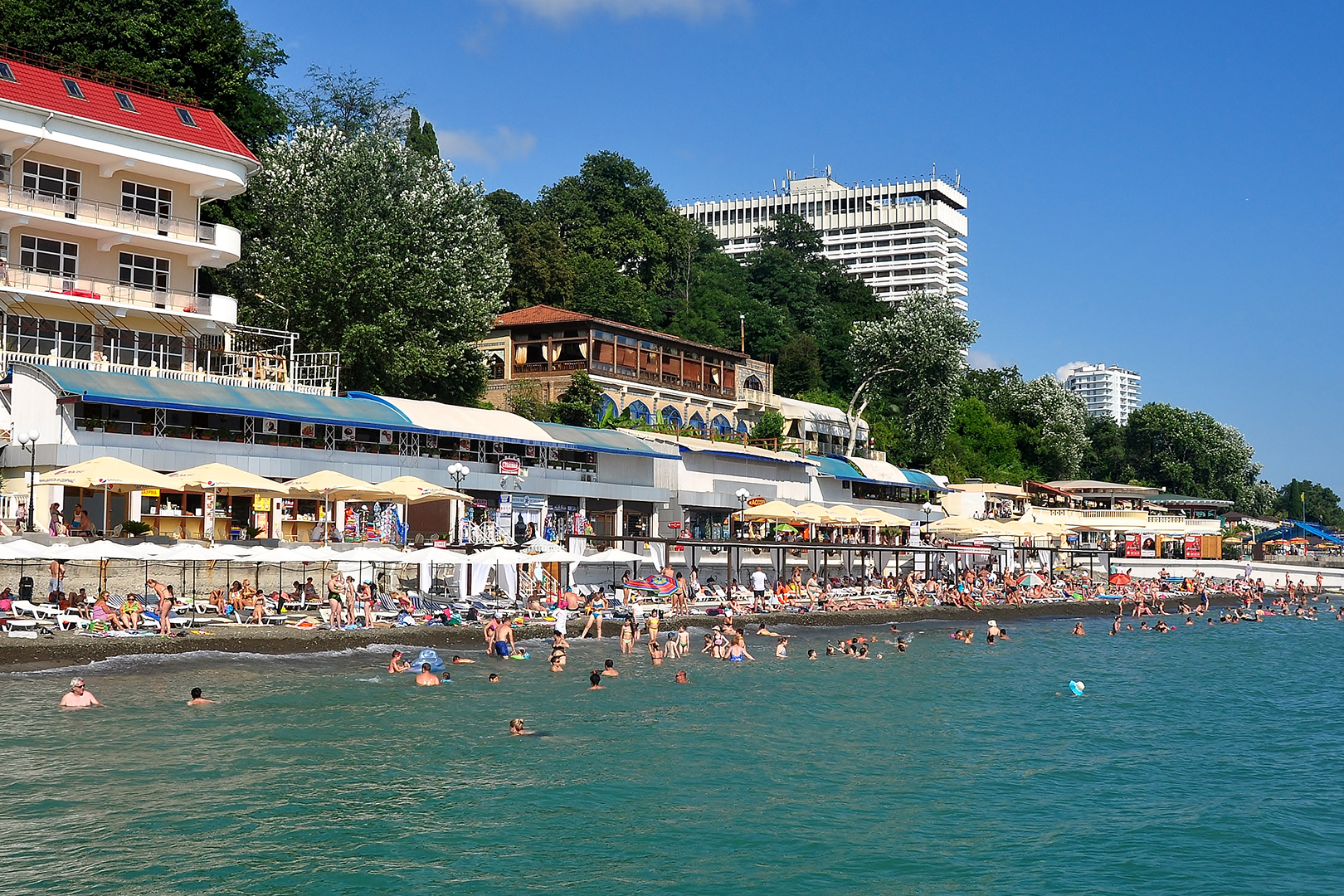 НаКубани начался прием заявок научастие вконкурсе побрендингу курортов