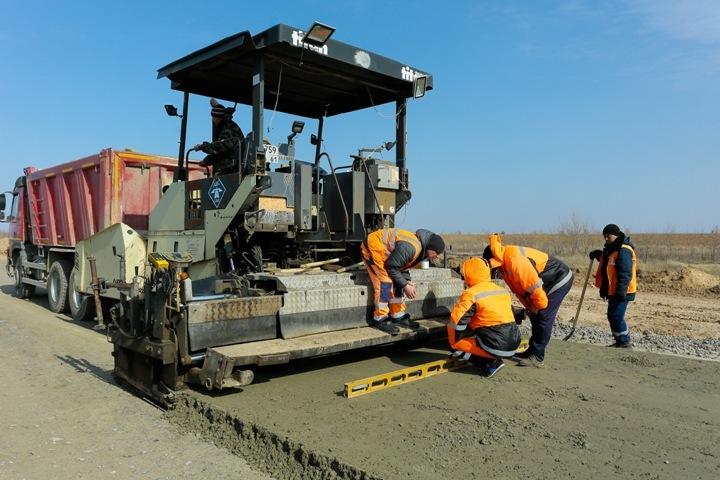 Строительный сезон вВолгоградской области открыли федеральные дорожные службы