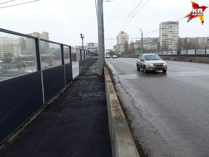 ВВолгограде подрядчик сорвал сроки ремонта Комсомольского путепровода