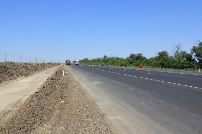 Дорога Краснодар-Темрюк-хутор Белый перейдет вфедеральную собственность доконца года