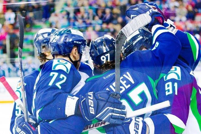 Хоккейный тур «Югры» и«Мамонтов Югры» пройдет погородам округа
