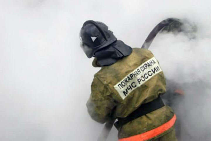 ВХабаровске горел нефтеперерабатывающий завод
