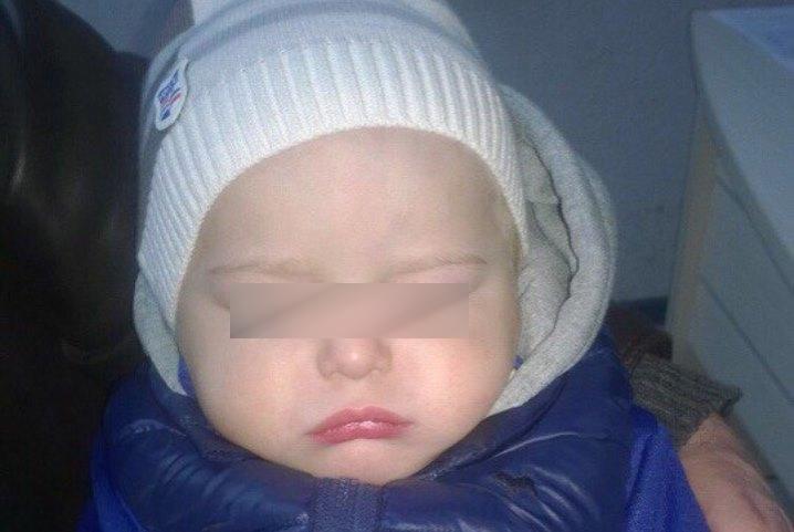 ВВолгограде разыскивают родителей полуторагодовалого ребенка