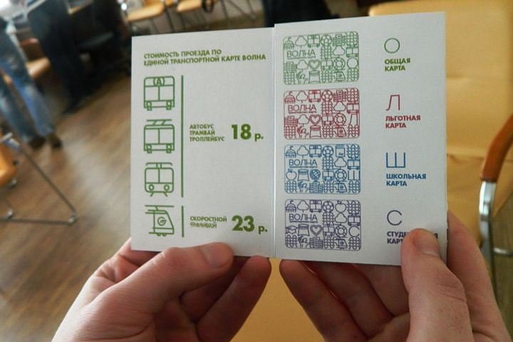 ВВолгограде вводят электронные проездные для студентов ишкольников