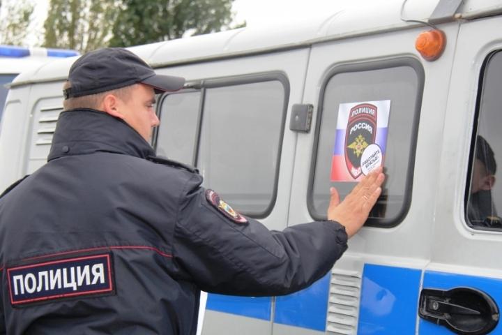 Полицейские задержали курянина, подозреваемого всерии краж иподжоге