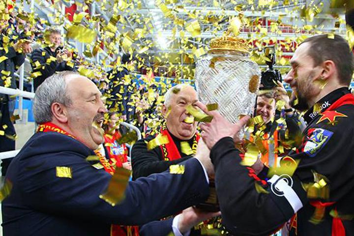 «Байкал-Энергия» вфинале чемпионата РФ проиграла «СКА-Нефтянику»— Снова серебро