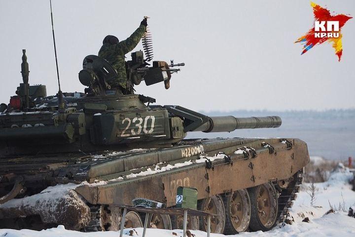 Казанское танковое училище получило статус самостоятельного образовательного учреждения