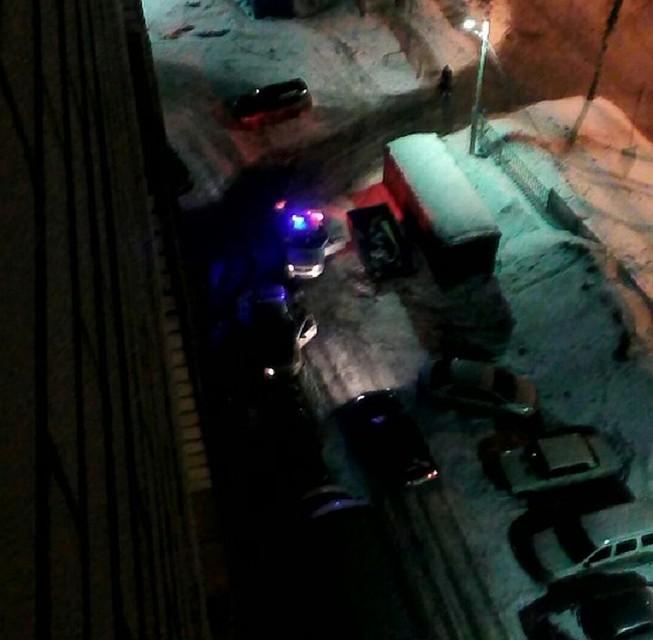 Нетрезвый шофёр был схвачен вИжевске сотрудникам ГИБДД после погони