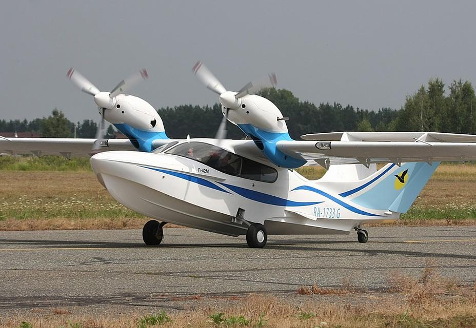 ВУльяновске начнут серийный выпуск самолетов-амфибий