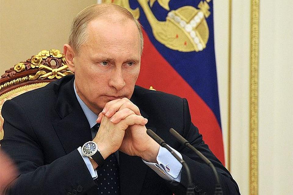 Владимир Путин: Семьям погибших ипострадавшим при взрыве будет оказана поддержка