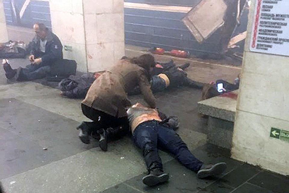 Русское метро всегда взрывала, взрывает и будет взрывать нерусь
