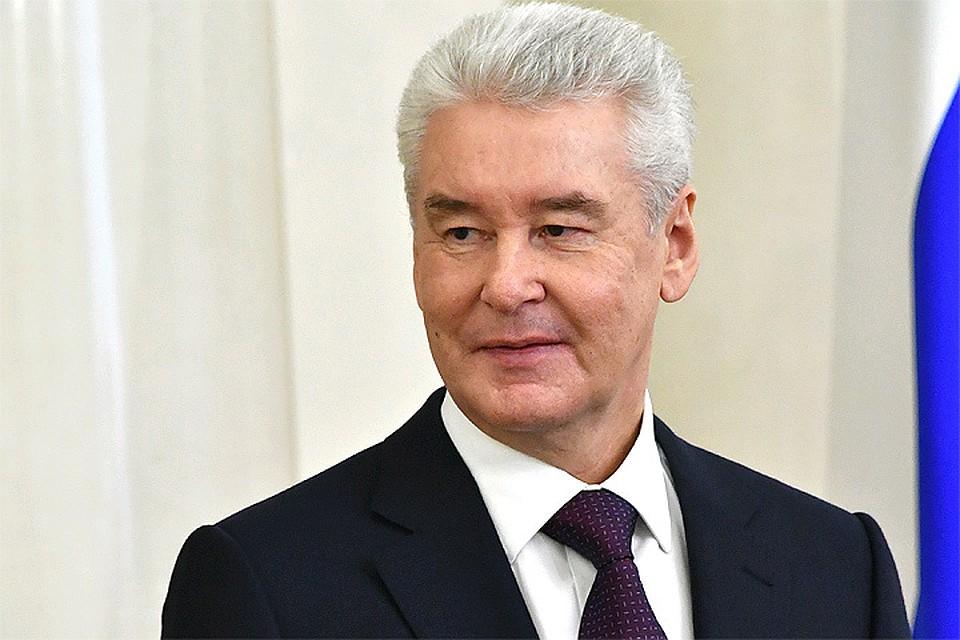 Собянин одобрил идею создания пилотного проекта «Московский врач»