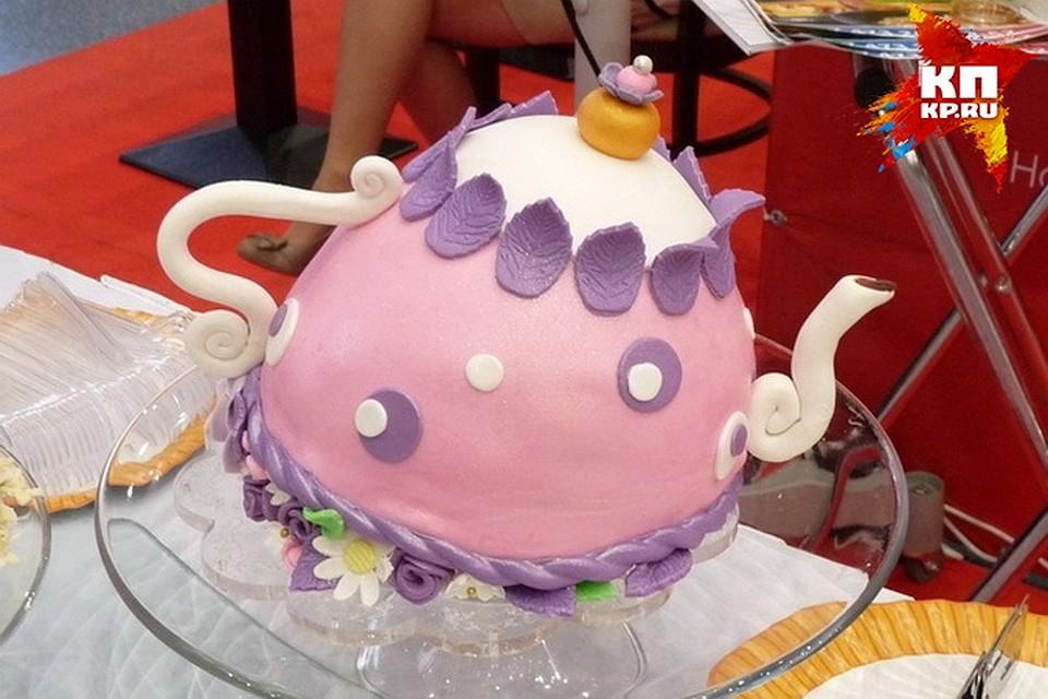 Воронежцы смогут принять участие ввыборе лучшего торта города