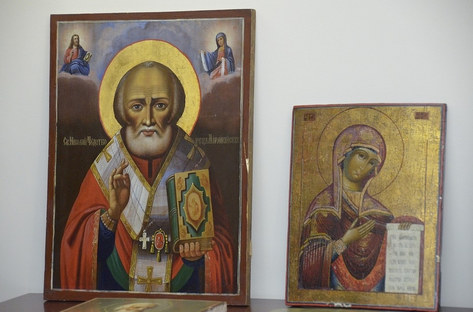 Гражданина республики Белоруссии, укравшего иконы вПетелино, отправили вколонию