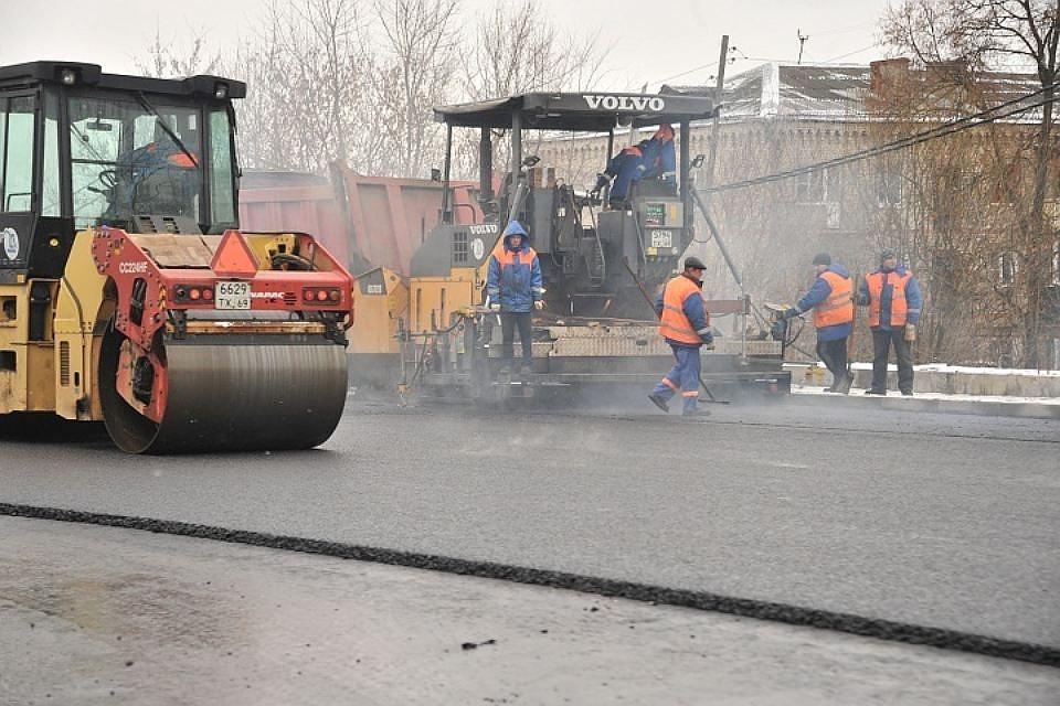 В текущем 2017г. настроительство белгородских дорог истратят 14,5 млрд руб.