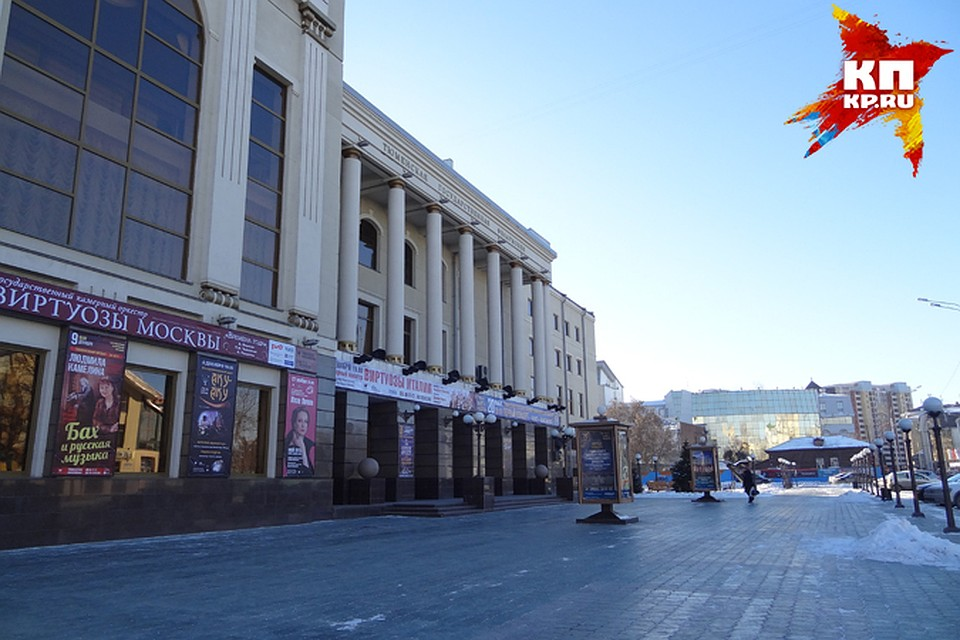 Накемеровской сцене выступит Симфонический ансамбль Мариинского театра