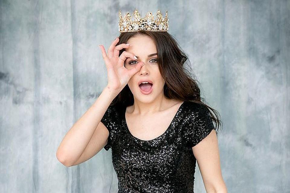 Зрители выбрали новосибирскую студентку наконкурсе красоты «Мисс Россия»