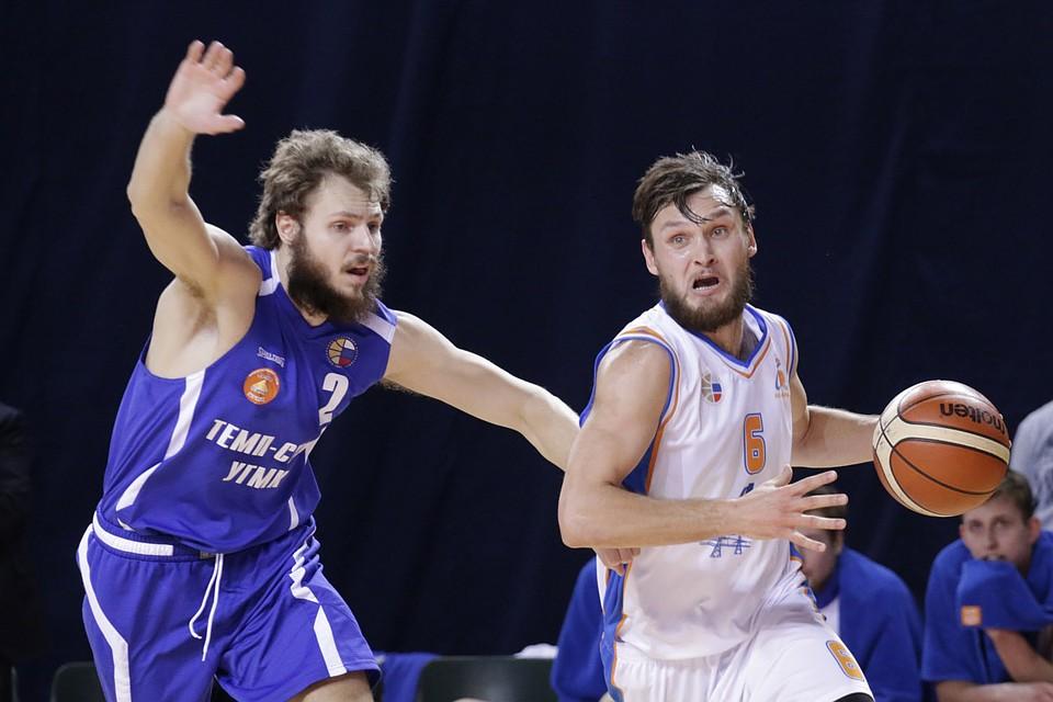 Самарские баскетболисты вышли в ½ финала Кубка РФБ