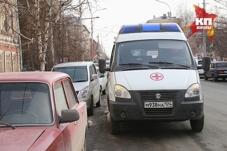 ВКрасноярске пятеро школьников попали в поликлинику : приняли нететаблетки
