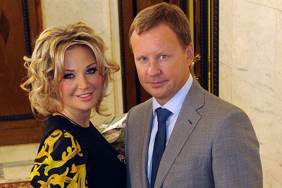 Вороненков неоставил Максаковой наследство в млрд руб.
