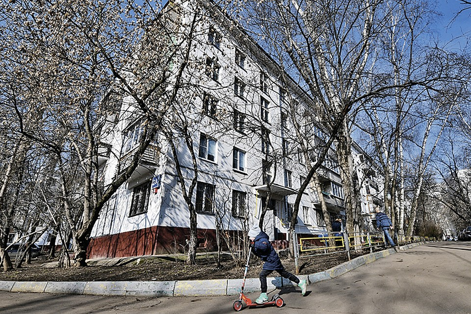 Расселение пятиэтажек вграницах района будет закреплено юридически— Собянин