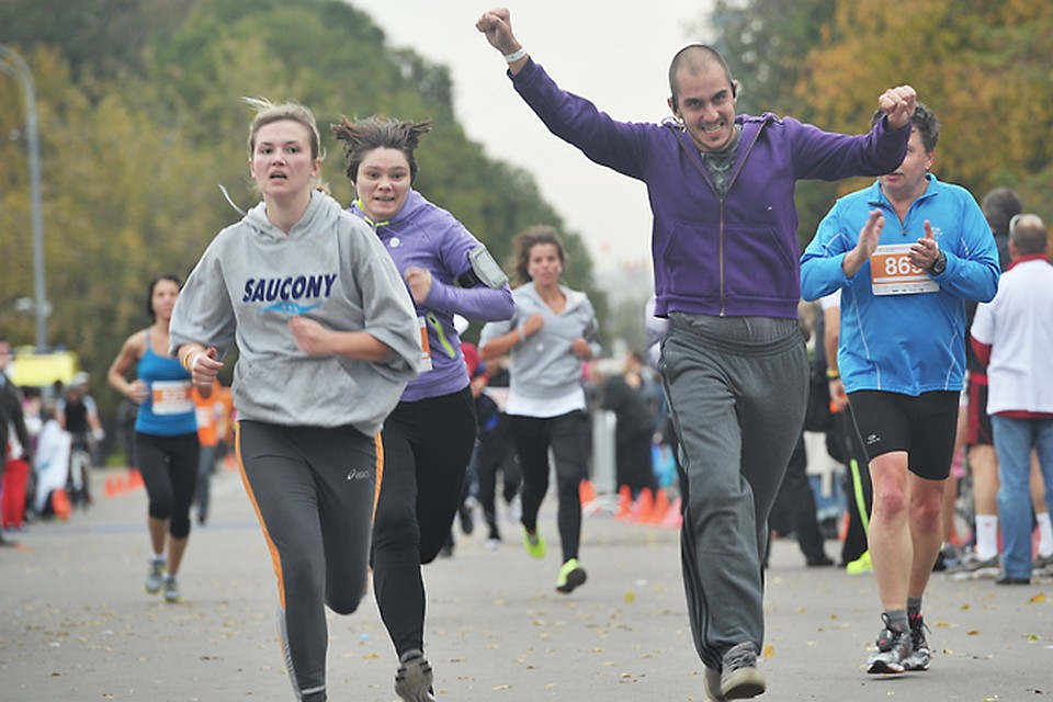 Волгоградский марафон стартует 7мая