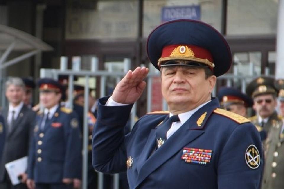Руководитель Уфсин поТатарстану Дауфит Хамадишин отправлен вотставку