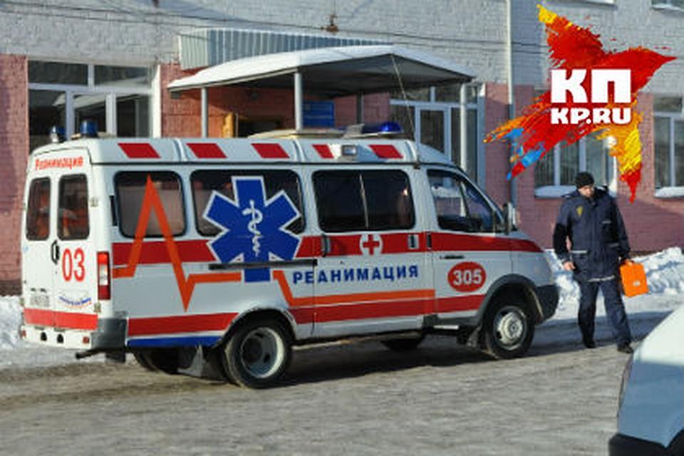 ВОмском районе водворе сбили 2-летнего ребёнка