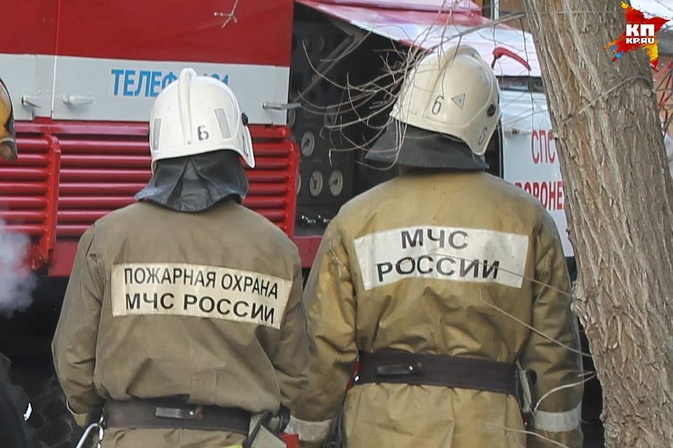 ВВоронежской области ссегодняшнего дня установили высокую степень пожароопасности