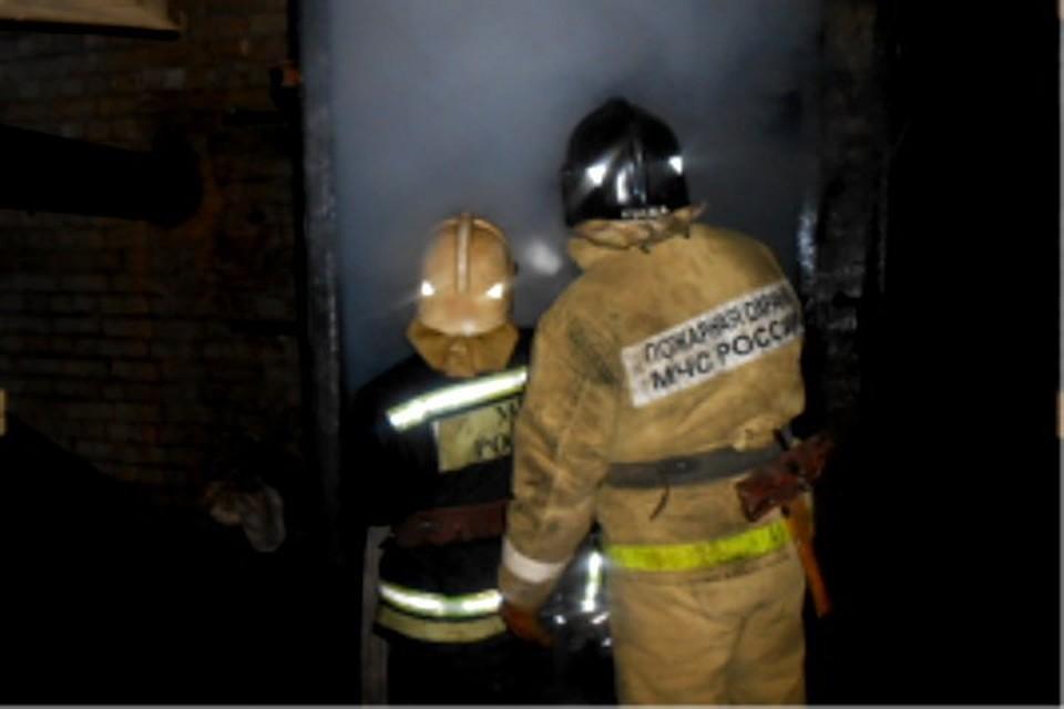 Впожаре вТвери умер человек
