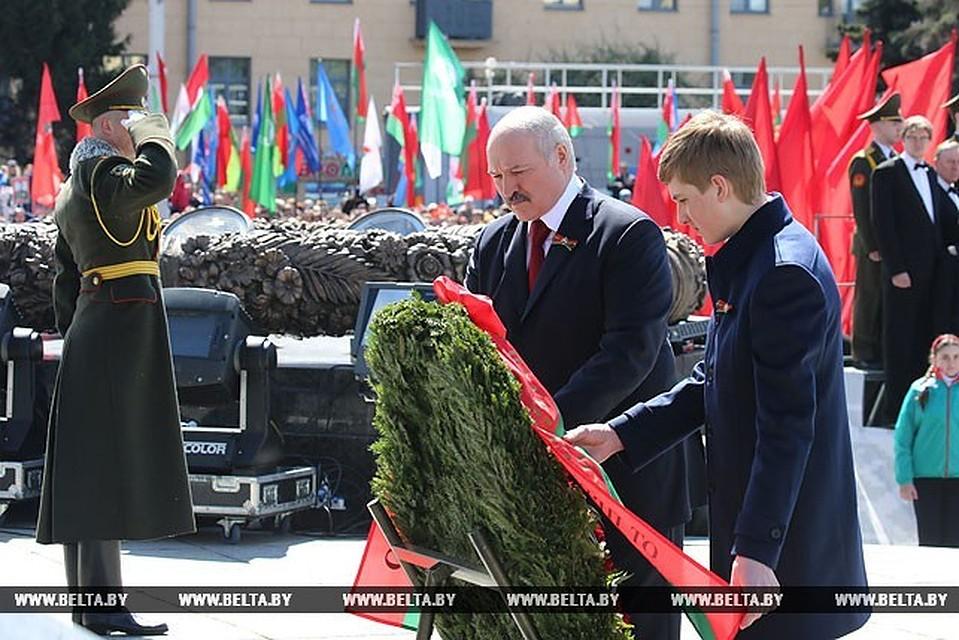 Александр Лукашенко объявил, что Минск не даст возможность переписывать историю ВОВ