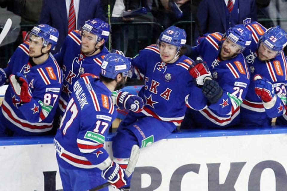 Петербургский СКА построит центр хоккейной подготовки вМосковском районе