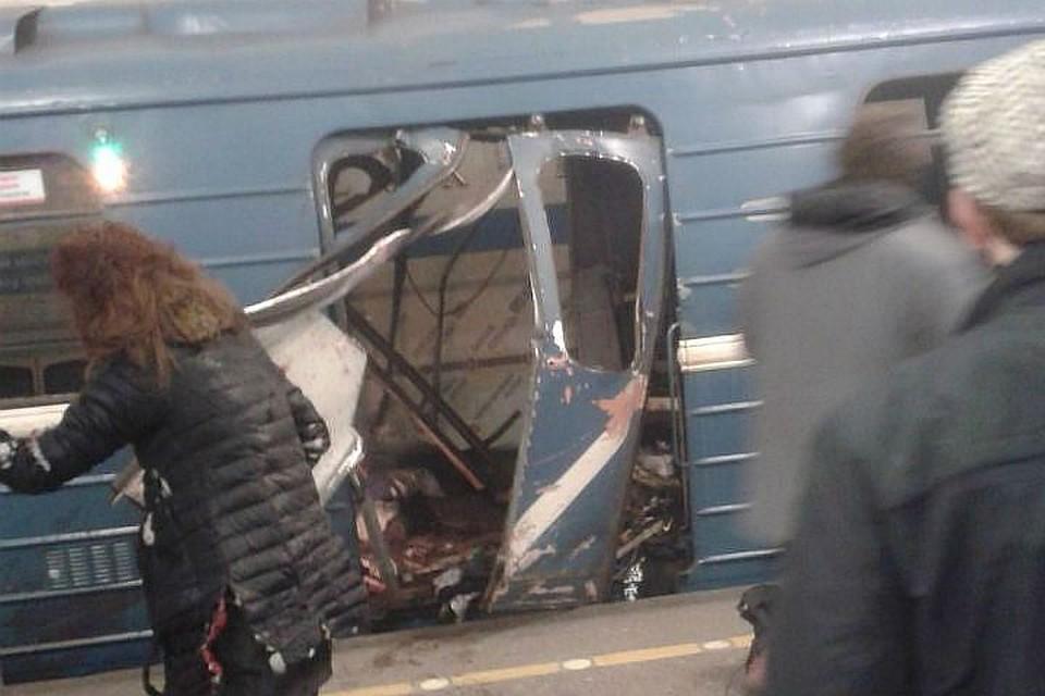 Трем причастным корганизации теракта вметро Петербурга предъявлены обвинения