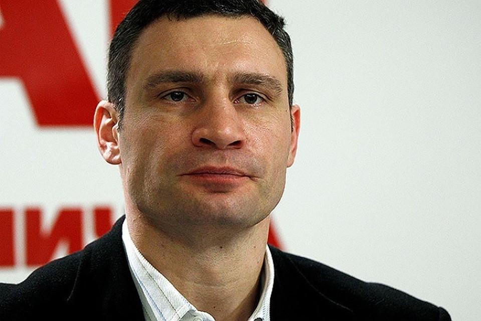 Виталий Кличко пустился впляс наЕвровидении