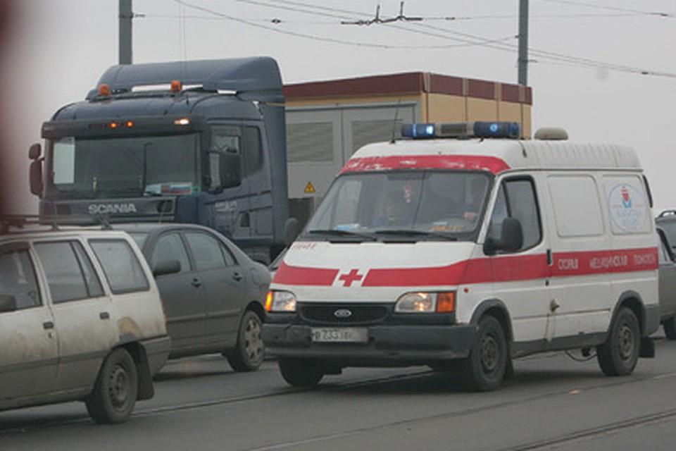 Под Волгоградом вопрокинувшейся машине умер 29-летний пассажир