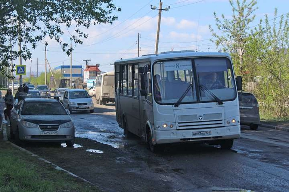 ВКрасноярске могут перекрыть две улицы из-за уличных ям