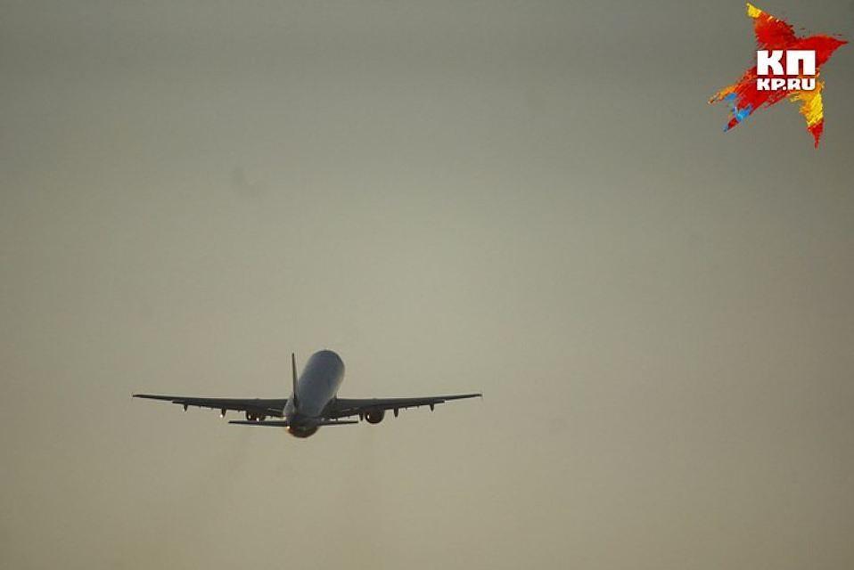 Задержанный практически  на13 часов рейс вылетел изЕкатеринбурга в КНР