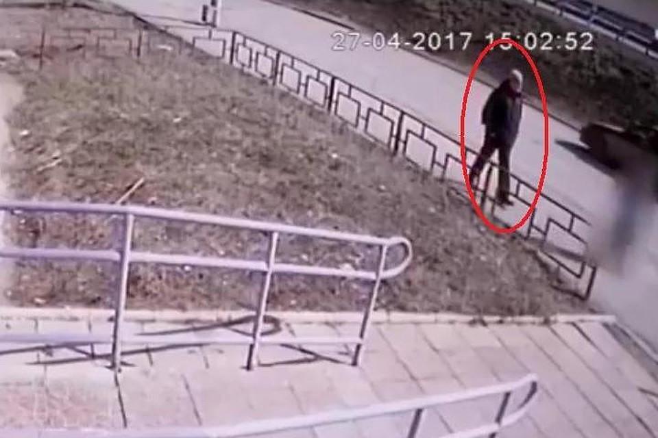 ВПерми разыскивают мужчину, пристававшего к13-летней девочке