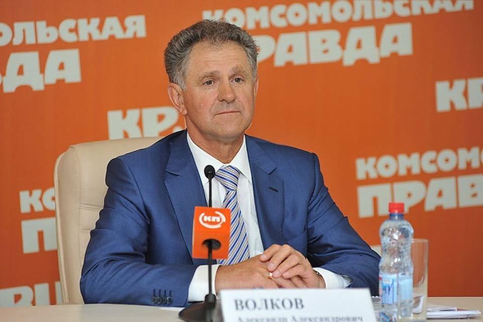 ВГермании скончался сенатор отУдмуртии Александр Волков