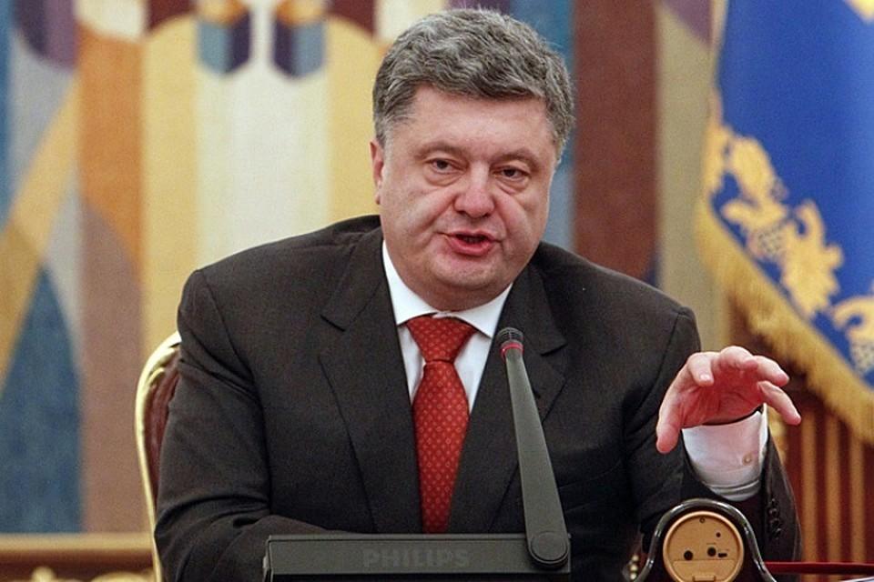 EC продлит сакнкции вотношении РФ — Порошенко