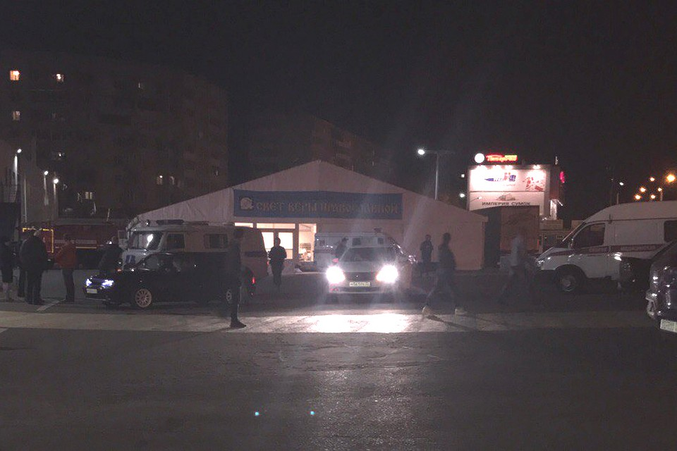 Гостей иперсонал «Линии» вБрянске эвакуировали из-за угрозы взрыва
