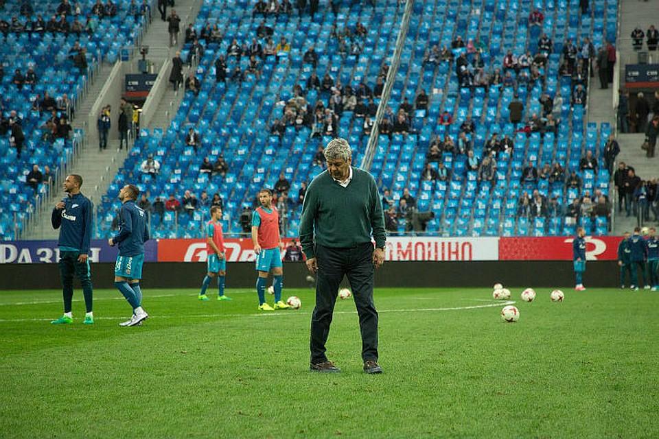 Мирчу Луческу больше неглавный тренер «Зенита»