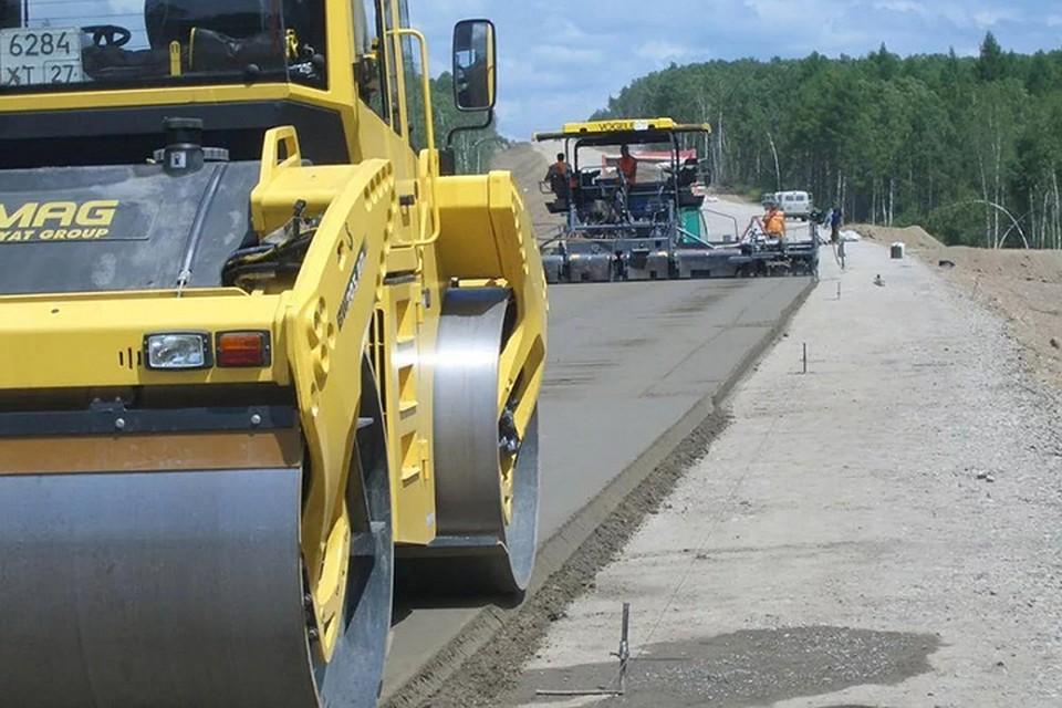 ВХабаровском крае стартовал ремонт дорог вокруг краевого центра