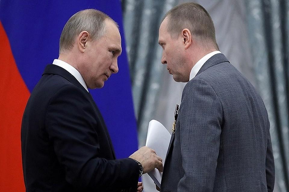 Евгений Миронов сообщил президенту письмо деятелей культуры взащиту Кирилла Серебренникова