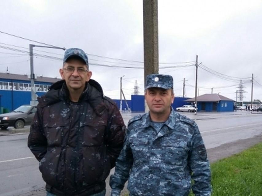 ВСеверной Осетии полицейские спасли пожилого жителя Чечни