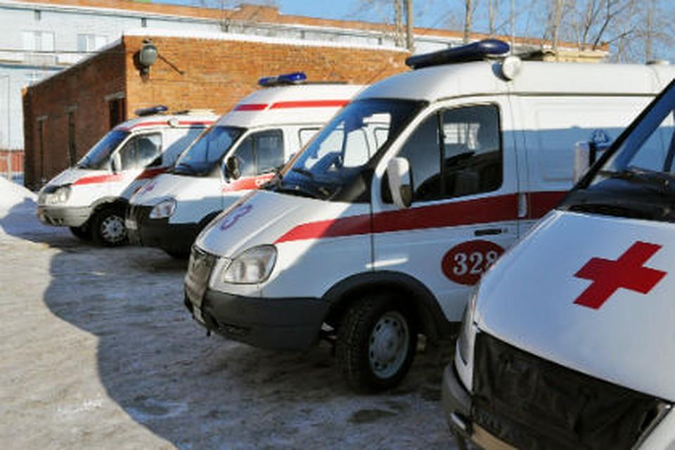 Омская семиклассница лежала вкоме после падения науроке физкультуры