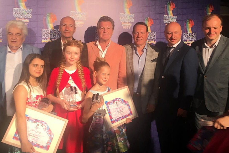 Музыкальный конкурс «Детская Новая волна 2017» закончился влагере «Артек»