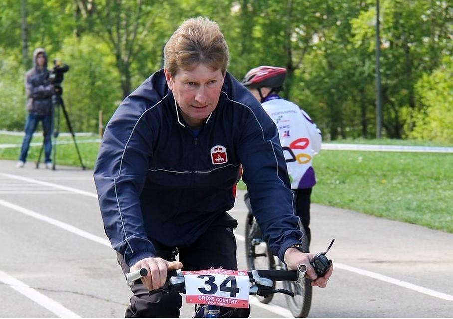 Насоревнованиях умер известный тренер повелоспорту— Прикамье